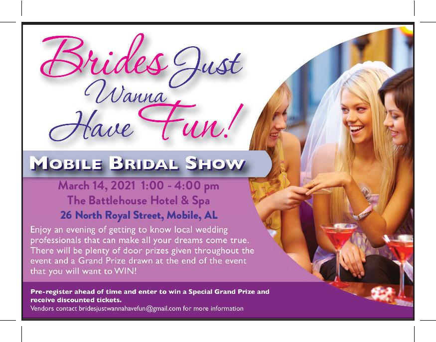 Brides Just Wanna Have Fun Bridal Show